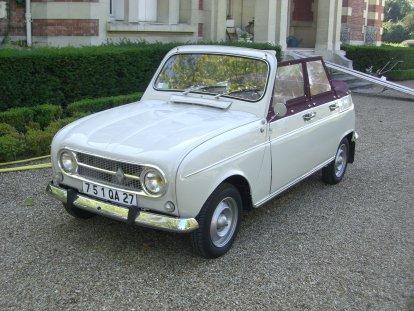 Sinpar 4 door convertible prototype